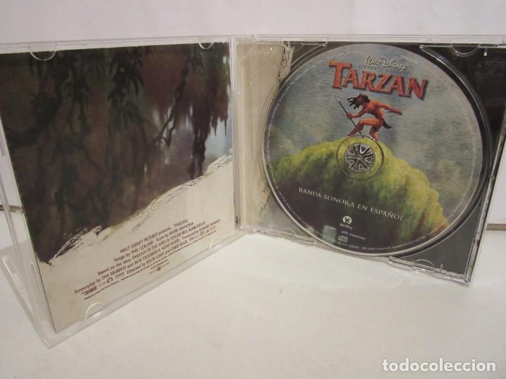 CDs de Música: Tarzan - BSO Español - Phil Collins / Mark Mancina - CD - 1999 - Spain - VG+/VG+ - Foto 3 - 221963867