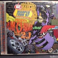 CDs de Música: PUNK O RAMA VOL 2.1 WARPED TOUR 97. Lote 221964781