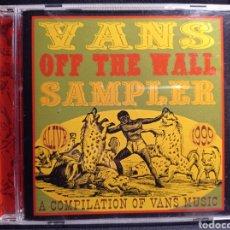 CDs de Música: VANS OFF THE WALL SAMPLER LEER DESCRIPCION. Lote 221965596