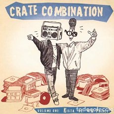 CDs de Música: CRATE COMBINATION VOL 1 [AUDIOCD] KISTA,45 PRINCE … CD. Lote 221968487