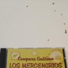CDs de Música: G-46 CD MUSICA CARNAVAL DE CADIZ COMPARSA COMPARSA LOS MERCENARIOS. Lote 221972191