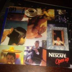 CDs de Música: CD PROMOCIÓNAL NESCAFÉ TV MÚSICA. Lote 221972277