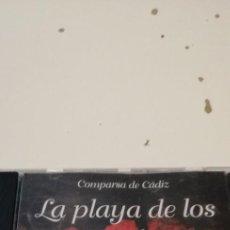 CDs de Música: G-46 CD MUSICA CARNAVAL DE CADIZ COMPARSA LA PLAYA DE LOS SECRETOS. Lote 221972451