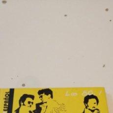 CDs de Música: G-46 CD MUSICA LA HISTORIA DEFINITIVA DEL POP ESPAÑOL - LOS 80.1 - CD TAPA DURA DE CARTON CON LIBRET. Lote 221973367
