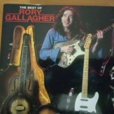 CDs de Música: RORY GALLAGHER THE BEST OF 2XCDS ESTUCHE CON LIBRETO. Lote 221976570