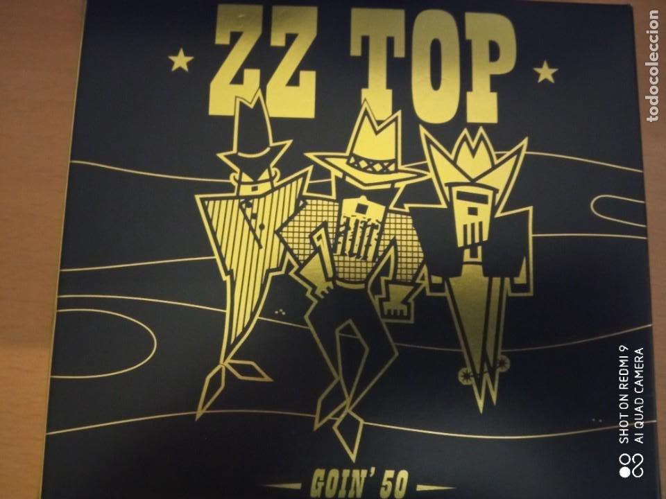 ZZ TOP GOIN´ 50 ESTUCHE 3XCDS (Música - CD's Rock)