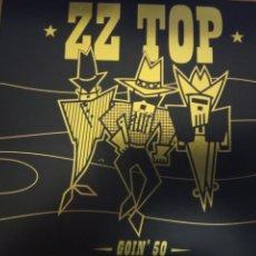 CDs de Música: ZZ TOP GOIN´ 50 ESTUCHE 3XCDS. Lote 221976612