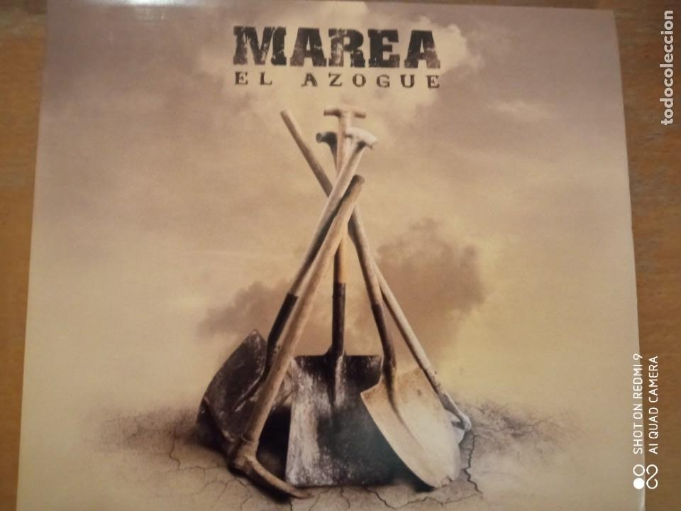 MAREA EL AZOGUE CD (Música - CD's Rock)