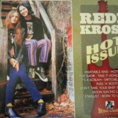 CDs de Música: RED KROSS HOT ISSUE CD. Lote 221976685