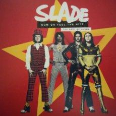 CDs de Música: SLADE THE BEST OF SLADE 2XCDS ESTUCHE CON LIBRETO. Lote 221976697