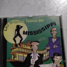 CDs de Música: LOS MEJORES TEMAS DEL MISSISSIPPI VOL 2. Lote 221979613