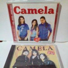 CDs de Música: CAMELA -2 CD`S. Lote 221980341