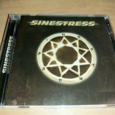 CDs de Música: SINESTRESS CD SPANISH HEAVY/HARD 2011-SANGRE AZUL-TOKIO-MANZANO-SHALOM-GEYSER-MAGO DE OZ. Lote 221980432