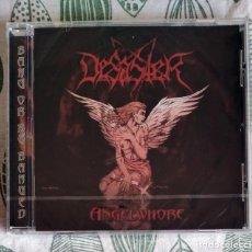 CDs de Música: DESASTER - ANGELWHORE CD NUEVO Y PRECINTADO - BLACK METAL THRASH METAL. Lote 221980470