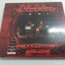 CDs de Música: CD ROCK/MEDINA AZAHARA/EN DIRECTO- EDICION ESPECIAL CD + DVD.. Lote 221984856