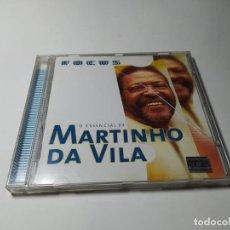CDs de Música: CD - MUSICA - MARTINHO DA VILA ?– FOCUS - O ESSENCIAL DE MARTINHO DA VILA. Lote 222016053