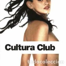 CDs de Música: VARIOUS - MINISTRY OF SOUND: CULTURA DE CLUB (2XCD, MIXED) LABEL:VALE MUSIC CAT#: VLCD 200-1. Lote 222016137