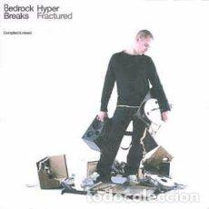 CDs de Música: HYPER* - FRACTURED (2XCD, MIXED) LABEL:BEDROCK BREAKS CAT#: BEDHYP02CD. Lote 222018583