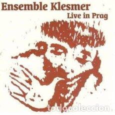 CDs de Música: ENSEMBLE KLESMER - LIVE IN PRAG (CD, ALBUM) LABEL:EXTRAPLATTE, EXTRAPLATTE CAT#: EX 317-2, EX 317 0. Lote 222020365