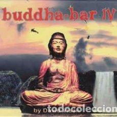 CDs de Música: DAVID VISAN - BUDDHA-BAR IV (2XCD, COMP, MIXED, CLA) LABEL:GEORGE V RECORDS CAT#: 3074272. Lote 222022415