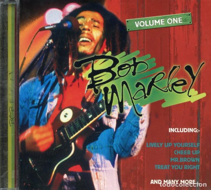 BOB MARLEY. LIVELY UP YOURSELF (Música - CD's Reggae)