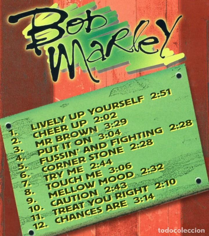 CDs de Música: BOB MARLEY. LIVELY UP YOURSELF - Foto 2 - 222022976