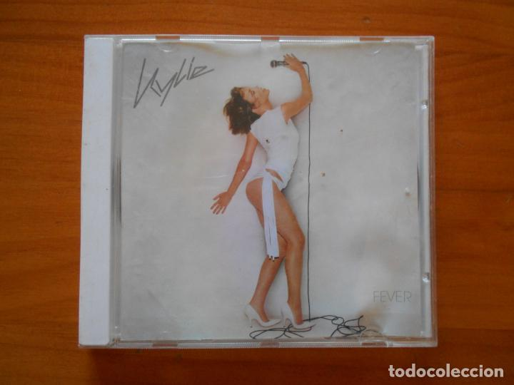 CD KYLIE - FEVER - KYLIE MINOGUE - LEER DESCRIPCION (5R) (Música - CD's Pop)