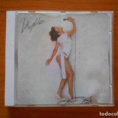 CDs de Música: CD KYLIE - FEVER - KYLIE MINOGUE - LEER DESCRIPCION (5R). Lote 222025538
