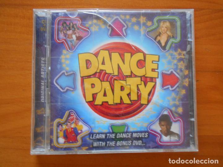 CD DANCE PARTY (2 CD'S) - LEER DESCRIPCION (5R) (Música - CD's Pop)