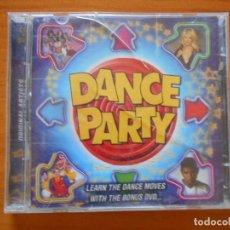 CDs de Música: CD DANCE PARTY (2 CD'S) - LEER DESCRIPCION (5R). Lote 222026388