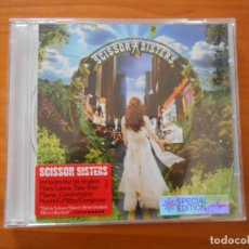 CDs de Música: CD SCISSOR SISTERS - SPECIAL EDITION (5R). Lote 222026473