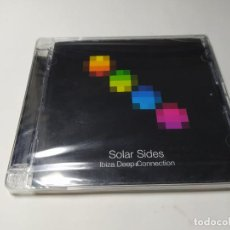 CDs de Música: CD - MUSICA - SOLAR SIDES – IBIZA DEEP CONNECTION VOL 1 - PRECINTADO!. Lote 222028366