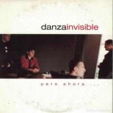CDs de Música: DANZA INVISIBLE - PERO AHORA... (CDSINGLE CARTON PROMO, DISCOS DRO 2001). Lote 222054902