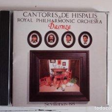 CDs de Música: CANTORES DE HISPALIS. Lote 222056777