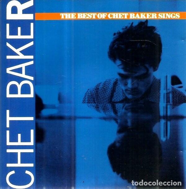 CHET BAKER. THE BEST OF CHET BAKER SINGS. CD (Música - CD's Jazz, Blues, Soul y Gospel)