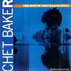 CDs de Música: CHET BAKER. THE BEST OF CHET BAKER SINGS. CD. Lote 222059186
