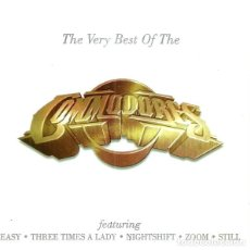 CDs de Música: COMMODORES. THE VERY BEST OF. CD. Lote 222064756