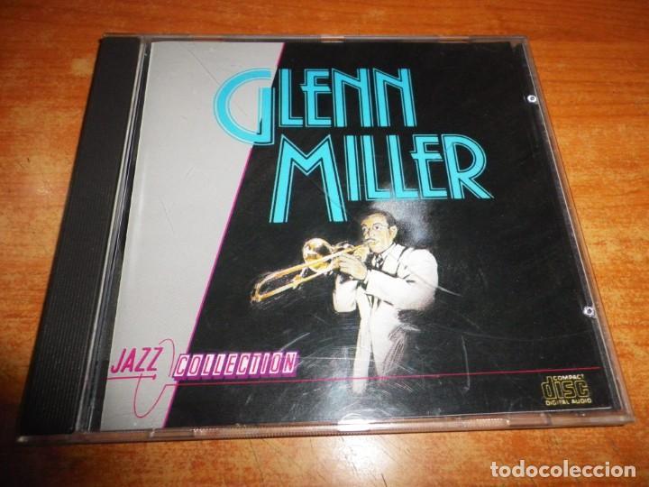 GLENN MILLER JAZZ COLLECTION CD ALBUM DEL AÑO 1996 UK CONTIENE 20 TEMAS (Música - CD's Jazz, Blues, Soul y Gospel)
