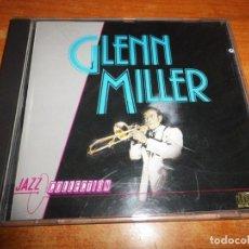 CDs de Música: GLENN MILLER JAZZ COLLECTION CD ALBUM DEL AÑO 1996 UK CONTIENE 20 TEMAS. Lote 222066138