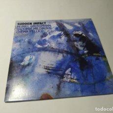 CDs de Música: CD - MUSICA - MURIEL GROSSMANN ?– SUDDEN IMPACT. Lote 222066897