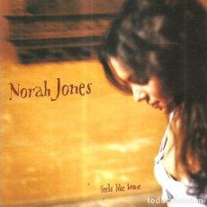 CDs de Música: NORAH JONES. FEELS LIKE HOME. CD. Lote 222069261