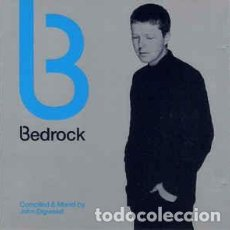CDs de Música: JOHN DIGWEED - BEDROCK (2XCD, MIXED) LABEL:ULTRA RECORDS CAT#: UL 1050-2. Lote 222070728