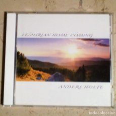 CDs de Música: ANDERS HOLTE - LEMURIA HOME COMING - CD. Lote 222070827