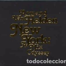 CDs de Música: ARMAND VAN HELDEN - NEW YORK: A MIX ODYSSEY (CD, COMP, MIXED) LABEL:TOMMY BOY CAT#: TB 1581-2. Lote 222071357