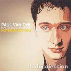 CDs de Música: PAUL VAN DYK FEAT. HEMSTOCK & JENNINGS - NOTHING BUT YOU (CD, MAXI) LABEL:MUTE, MUTE, MUTE CORPORAT. Lote 222071481