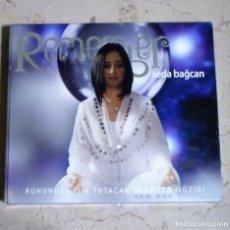 CDs de Música: SEDA BAGCAN - REMEMBER - CD DOBLE NEW AGE / MANTRA. Lote 222071490
