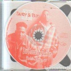 CDs de Música: LA HORA DE BAILAR. SANDY Y PAPO. CD-GRUPEXT-670. Lote 222071950