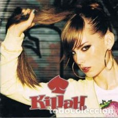 CDs de Música: VARIOUS - KILLAH: SPRING - SUMMER COLLECTION 2002 (CD, EP) LABEL:DB ONE MUSIC CAT#: NONE. Lote 222072428