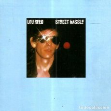 CDs de Música: LOU REED. STREET HASSLE. CD.. Lote 222072646
