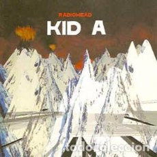 CDs de Música: RADIOHEAD - KID A (CD, ALBUM) LABEL:PARLOPHONE, PARLOPHONE CAT#: 7243 5 27753 2 3, 527 7532. Lote 222072872